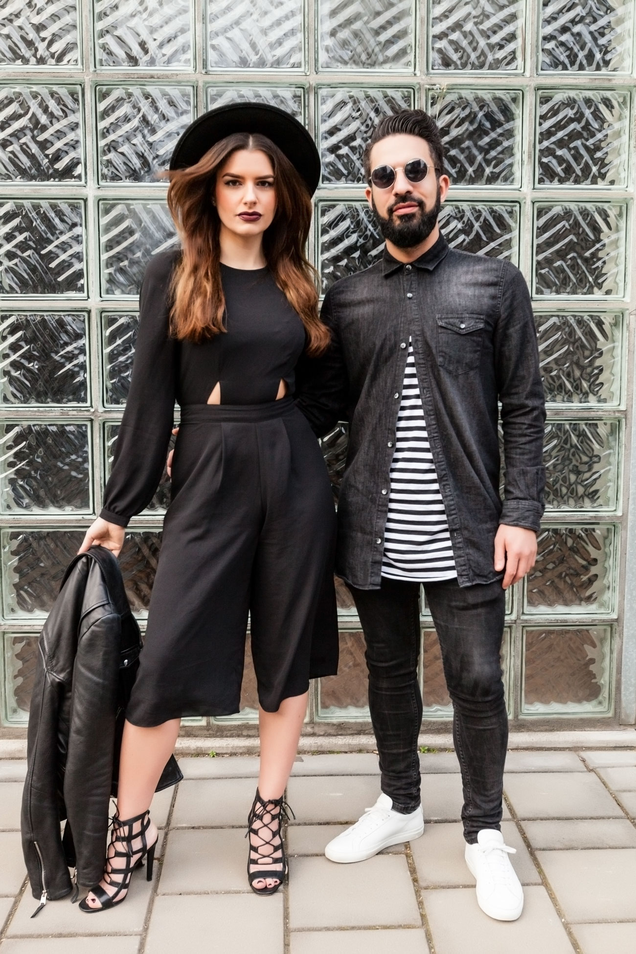 Black and White Streetstyle
